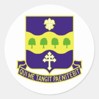 1/315th INFANTRY REGIMENT Round Sticker