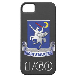 1/60TH NIGHT STALKERS iPhone 5 COVER