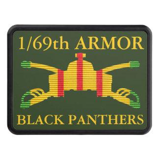1/69th Armor Insignia Vietnam Hitch Cover
