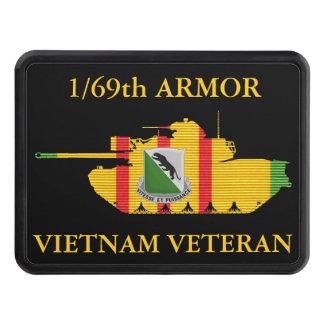 1/69th Armor M48A3 Patton VSM Hitch Cover