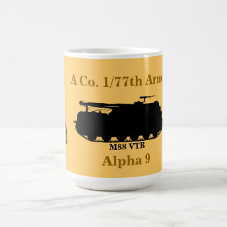 1/77th Armor, 5th Inf. Div. M88 VTR Custom Mug