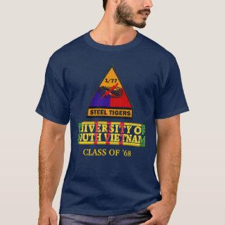 1/77th Armor University of South Vietnam Shirt