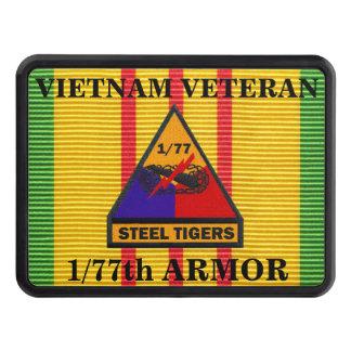 1/77th Armor VSM Ribbon Hitch Cover