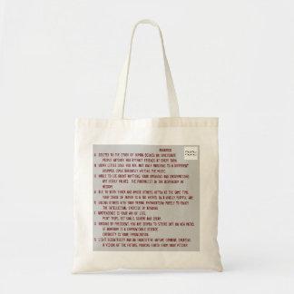 1-AQUARIUS Jan 20-Feb 18 tote bag