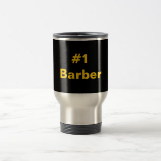 #1 Barber Travel Mug