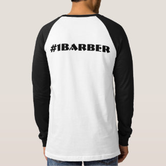 #1 Barber's Tools Men's T-Shirt