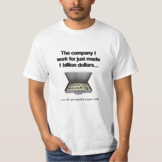 $1 Billion T-Shirt