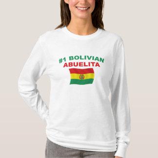 #1 Bolivian Abuelita T-Shirt