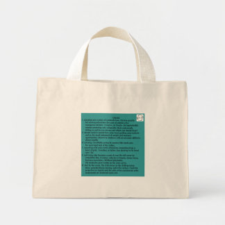 1-CANCER Jun 21-Jul 22 poem tote bag