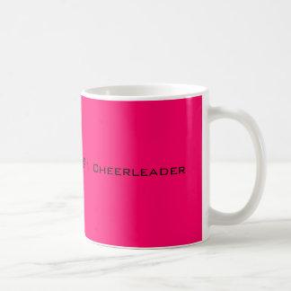 #1 Cheerleader Mug