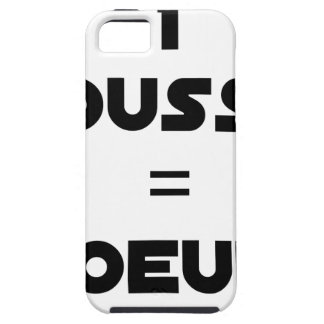 1 CHICK = Of EGGS - Word games - François City iPhone 5 Cover