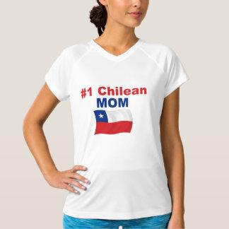 #1 Chilean Mom T-Shirt