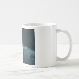 1 Click away from the world Coffee Mug