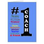 #1 Coach Card