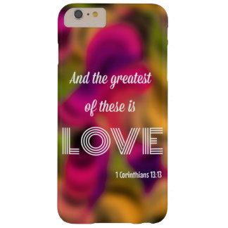 1 Corinthians 13:13 iPhone 6 Plus Case
