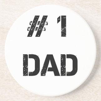 # 1 dad father dady coasters