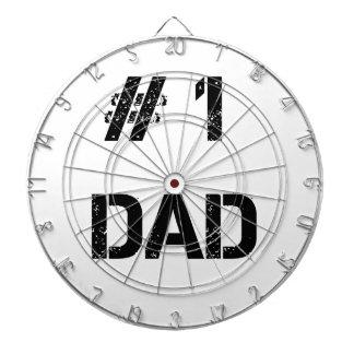 # 1 dad father dady dartboard
