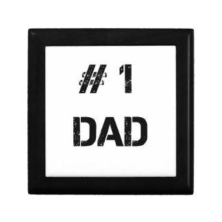 # 1 dad father dady gift box
