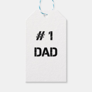 # 1 dad father dady gift tags