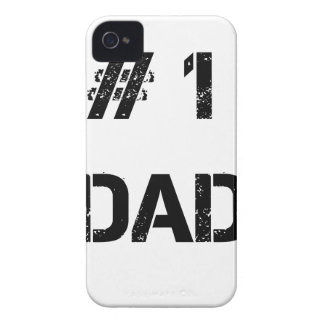 # 1 dad father dady iPhone 4 covers
