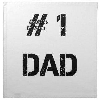 # 1 dad father dady napkin