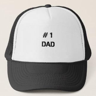 # 1 dad father dady trucker hat