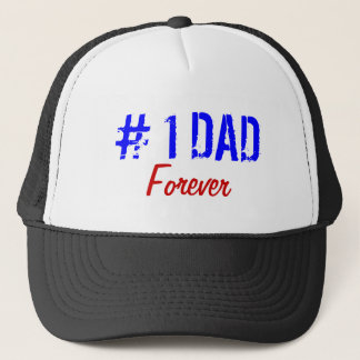 # 1 DAD, Forever Trucker Hat