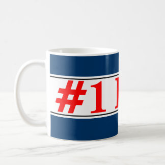 #1 Dad Mug | First place dad