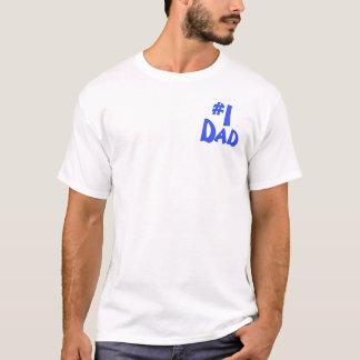 #1 DAD T. SHIRT