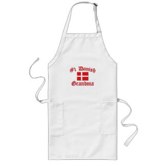 #1 Danish Grandma Long Apron