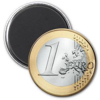 1 Euro Coin Magnet