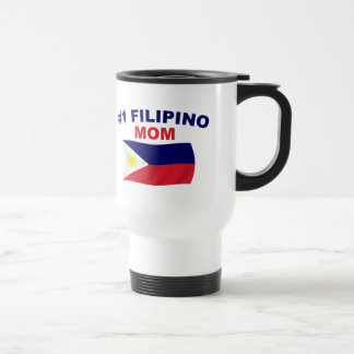 #1 Filipino Mom Travel Mug
