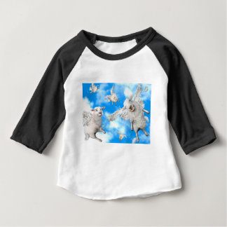 1_FLYING SHEEP BABY T-Shirt