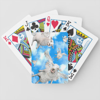 1_FLYING SHEEP BICYCLE PLAYING CARDS