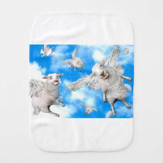 1_FLYING SHEEP BURP CLOTH