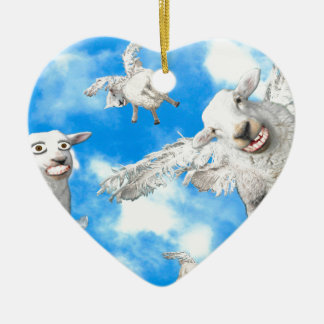 1_FLYING SHEEP CERAMIC ORNAMENT