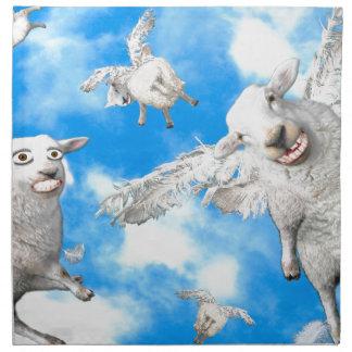 1_FLYING SHEEP NAPKIN