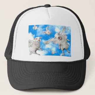 1_FLYING SHEEP TRUCKER HAT