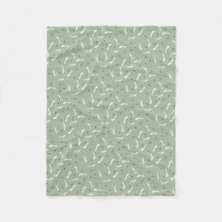 1) Golf Design from Tony Fernandes Fleece Blanket