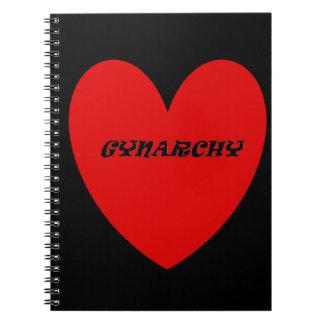 1 gynarchy notebook