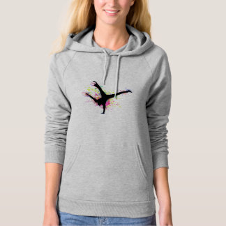 1 Hand-Stand Hoodie