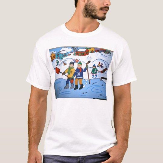 #1 HOCKEY COACH T-shirt