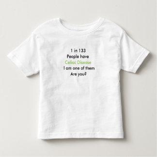 1 in 133 People Have Celiac Disease T-Shirt