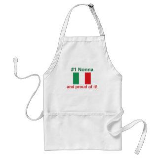 #1 Italian Nonna (Grandmother) Aprons