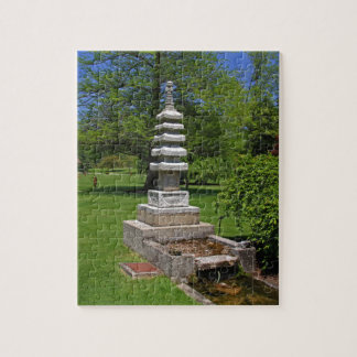 1 Joe and Marie Schedel Pagoda-horizontal.JPG Jigsaw Puzzle