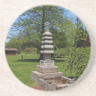 1 Joe and Marie Schedel Pagoda- vertical.JPG Coasters