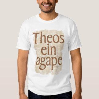 1 John 4:8 T Shirts