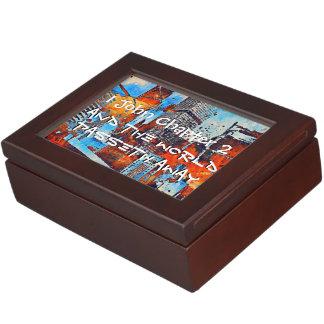 1 John Chapter 2 Lm Keepsake Box