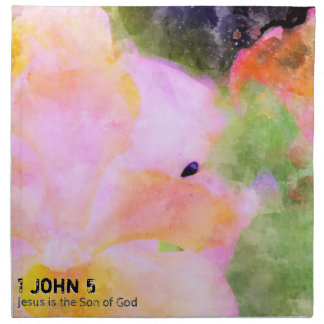 1 John Chapter 5 Napkin