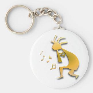 1 Kokopelli #52 Keychain
